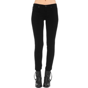 AG The Jegging Super Skinny Fit Black 24